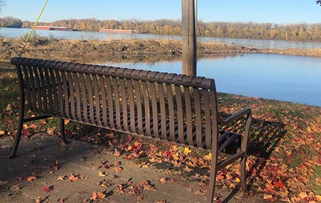 Adopt-A-Bench - Hannibal, MO Parks