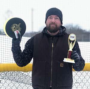 Ice Bowl Winner - Aaron Leake - Hannibal, MO