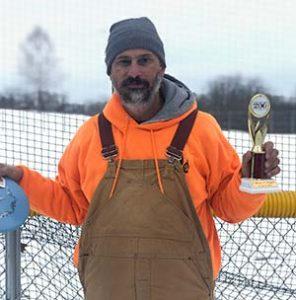 Ice Bowl Winner - John Shoemate - Fort Madison, IA