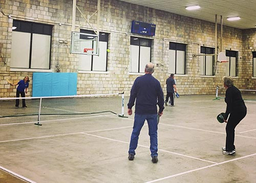 Admiral Coontz Pickle Ball - Hannibal, MO