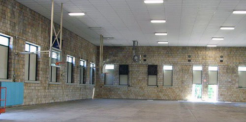 Admiral Coontz Recreation Center - Hannibal, MO