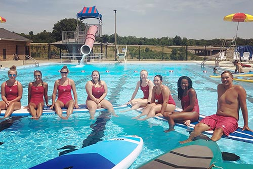 Aquatic Center - Lifeguards - Hannibal, MO