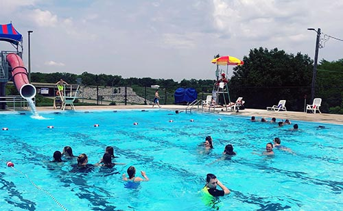 Aquatic Center - Pool - Hannibal, MO