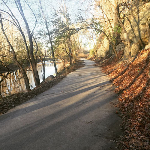 Bear Creek Trail - Hannibal, MO