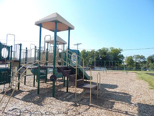 Douglass Park Playground - Hannibal, MO