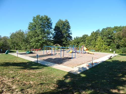 Huckleberry Park Playground - Hannibal, MO
