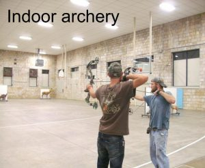 Indoor Archery - Hannibal, MO