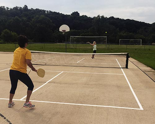 Norfolk and Southern Park - Pickleball Court - Hannibal, MO