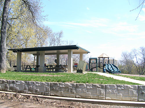 Riverview Park Shelter 1 (Next to Playground) Photo