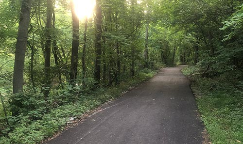 Riverview Park - Trail - Hannibal, MO