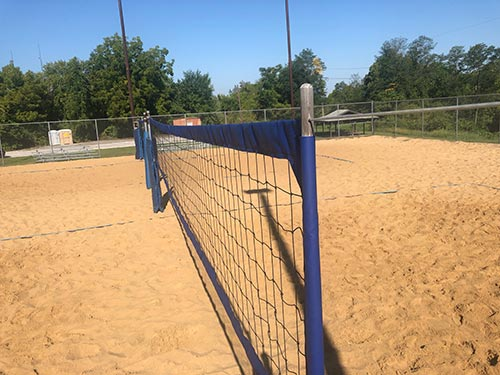 Southside Park 1 - Sand Volleyball Court - Hannibal, MO