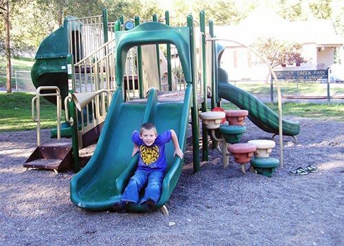 Spooner Park Playground - Hannibal, MO
