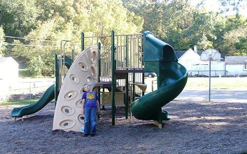 Spooner Park - Playground - Hannibal, MO