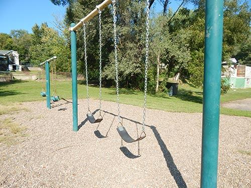 Spooner Park - Swingset