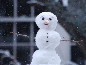 Snowman - Hannibal Parks Facebook