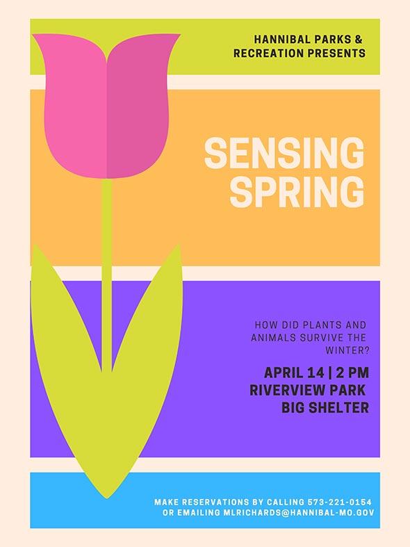 Sensing Spring 2019 - Hannibal, MO