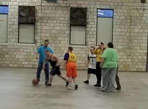 Special Olympic Practice - Hannibal, MO