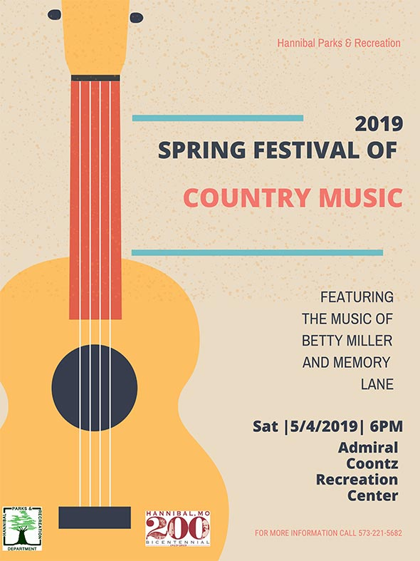 Spring County Music 2019 - Hannibal, MO