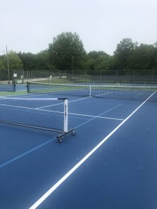 Huckleberry Tennis Courts
