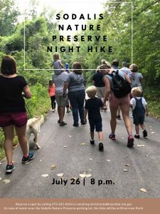 July 26th Night Hike