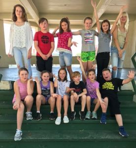 Summer Camp Folk Tale