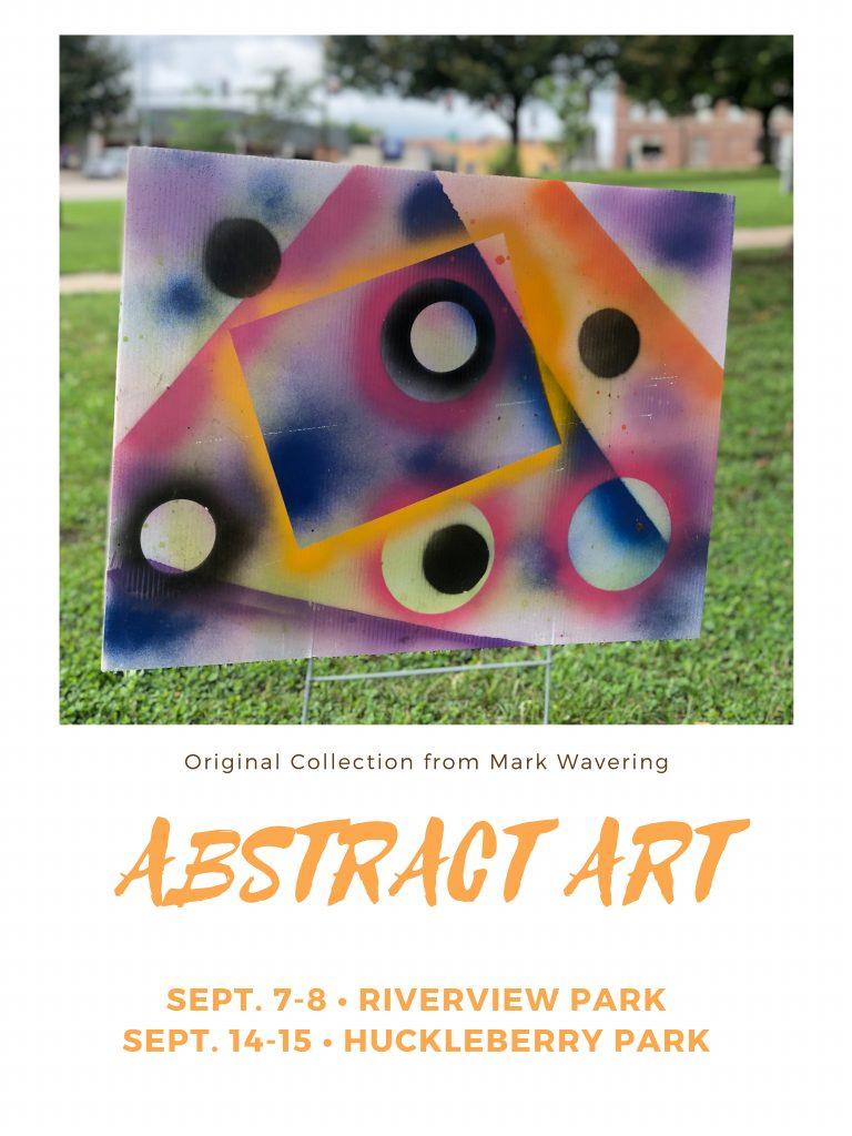 Abstract Art Wavering