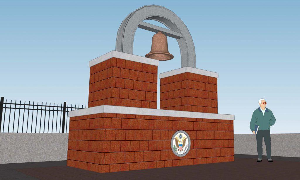 Veterans Memorial Model