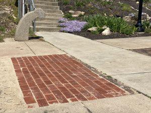 Vets Memorial Bricks