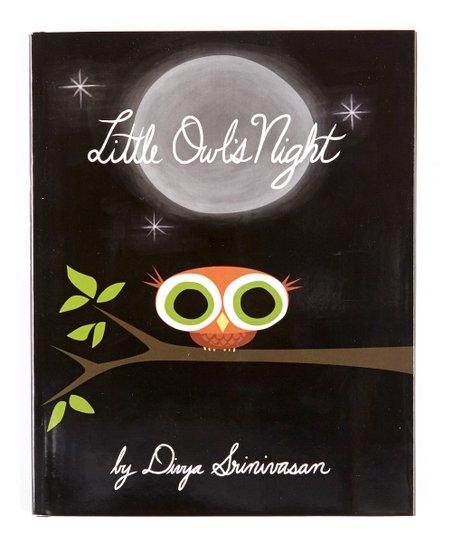 Little Owls Night Book