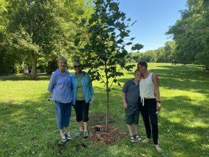 Trevathan Memorial Tree