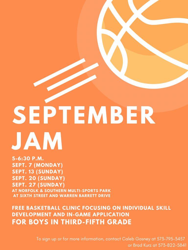 September Jam BBall