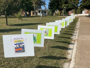 Sept 20 Storybook Trail