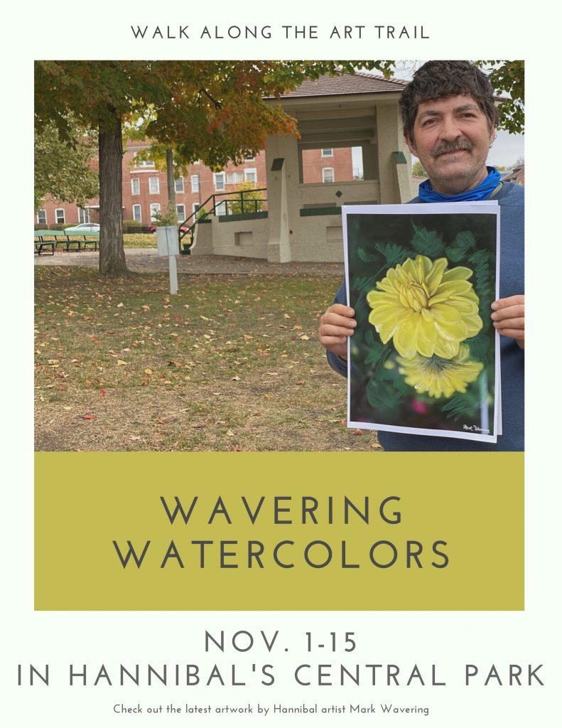 Mark Wavering Watercolors